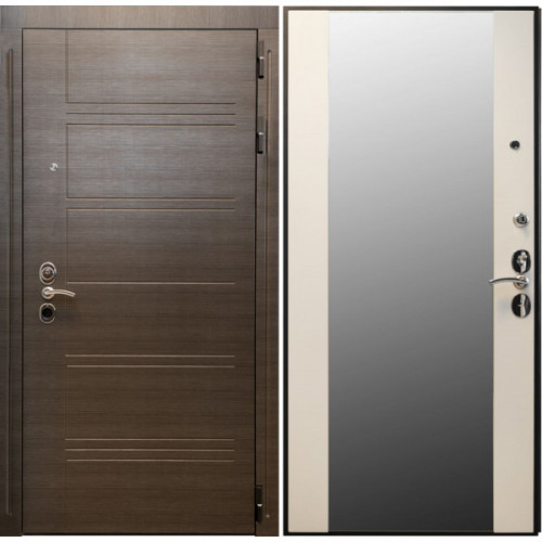 Входная дверь CISA B7 (ЗЕРКАЛО) (ЧИЗА)