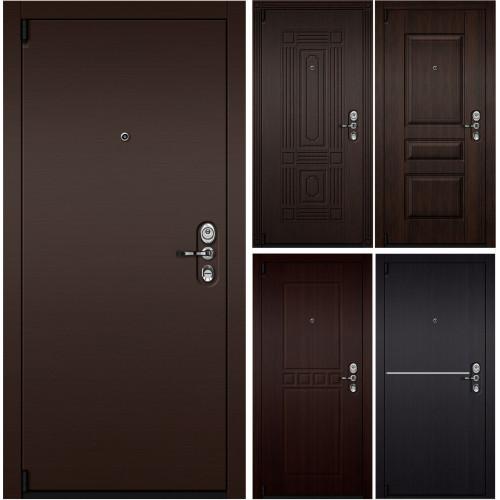 Умная входная электронная дверь с замками cisa (чиза)