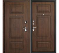 Уличная входная дверь Cisa Порта Темный орех