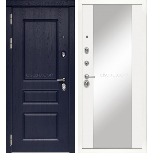 Входная дверь Cisa МД-45 Зеркало