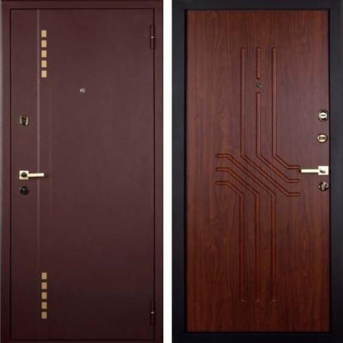 Входная дверь Cisa Коричневый