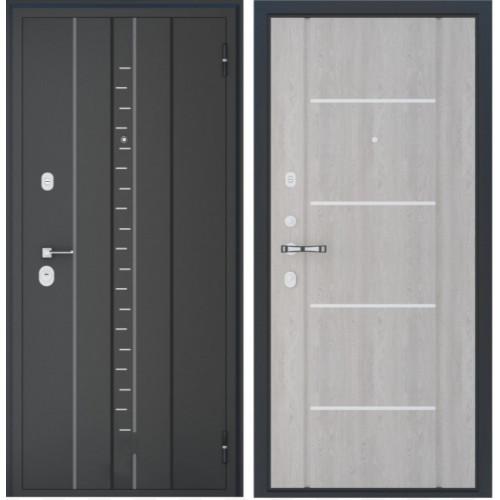 Входная дверь Cisa Серый