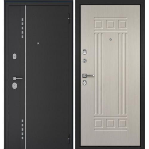 Входная дверь Cisa Черный