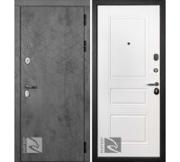 Входная дверь Cisa Лабиринт бетон