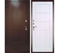 Входная дверь CISA Термаль экстра лиственница - терморазрыв