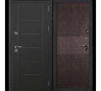 Входная дверь CISA Термаль венге - терморазрыв