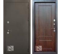 Входная дверь CISA Сибирь термо тиковое дерево