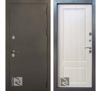 Входная дверь CISA Сибирь термо клён