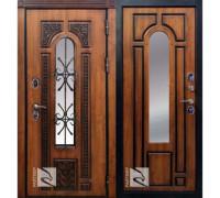Входная дверь CISA Лацио терморазрыв