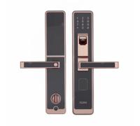 Умный электронный замок Xiaomi Aqara Smart Fingerprint Door Lock Left Side