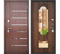 Входная дверь Cisa Гардель S16 зеркало