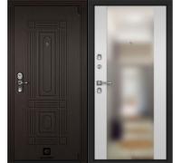 Входная дверь Cisa Sarbona Белый софт MAXI