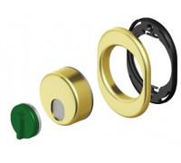 DISEC (Дисек) MR129-25D1 - Броненакладка магнитная под цилиндр DISEC MR129-25D1 (в ассортименте)